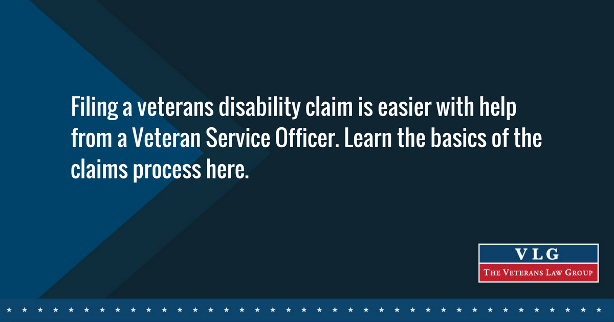 Veterans Disability Claims