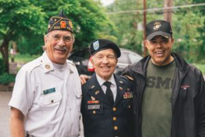 Veterans reunited getting know about their TDIU VA Benefits
